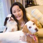 Wild Welfare trustee Keiko Yamazaki